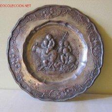 Antigüedades: PLATO. Lote 19398747