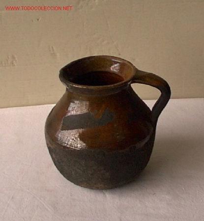 BARRO .. CUENCO (Antigüedades - Porcelanas y Cerámicas - Otras)