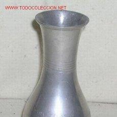 Antigüedades: JARRON DE ESTAÑO. Lote 466889