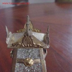 Antigüedades: PEQUEÑO FAROL. Lote 27522336