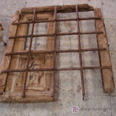 Antigüedades: VERJA DE HIERRO . Lote 10385204