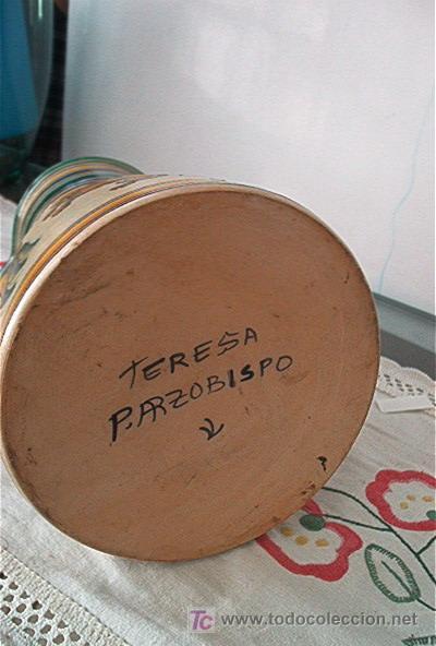 Antigüedades: Jarra Puente Arzobispo - Foto 2 - 27501909