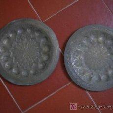 Antigüedades: PLATOS.. Lote 11699640