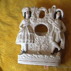 Antigüedades: PORCELANA. SIGLO XIX. 27,5 CM. X 22 CM.. Lote 3485186
