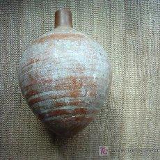 Antigüedades: ANTIGUO BEBEDERO DE BARRO. SIGLO XIX. 43 CM.. Lote 27293648