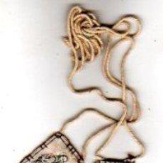Antigüedades: SENCILLOS ESCAPULARIOS. Lote 6346585
