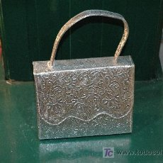 Antigüedades: BOLSO KITCH IMPECABLE. Lote 26877861