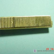Antigüedades: 2753 PASADOR DE CORBATA AÑOS 1950/60 PRECIOSO NUEVO SIN USAR OCASION COSAS&CURIOSAS. Lote 5680128