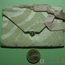 Antigüedades: 4412 PRIMERA COMUNION PRECIOSA BOLSITA ARTESANAL AÑOS 1900 -COSAS&CURIOSAS. Lote 9963442