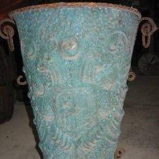 Antigüedades: ¿PARAGÜERO??? ANTIGUO, 46 CMS DE ALTURA. Lote 26633028