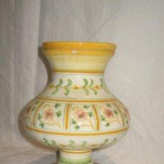 Antigüedades: JARRON CERAMICA. Lote 3973577