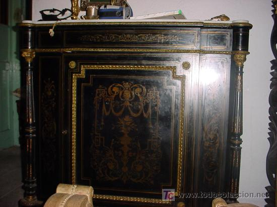Antigüedades: Magnifico mueble II Imperio - Foto 5 - 4795977