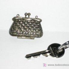 Antigüedades: PRECIOSO BOLSITO COQUETA. Lote 133122774