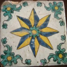 Antigüedades: AZULEJO. Lote 15542992