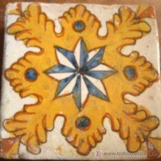 Antigüedades: AZULEJO. Lote 22017820