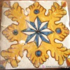 Antigüedades: AZULEJO. Lote 14412367