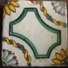 Antigüedades: AZULEJO. Lote 12665367