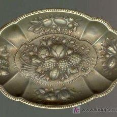 Antigüedades: CENICERO ALPACA / AÑOS 30 \ 40. Lote 26875582