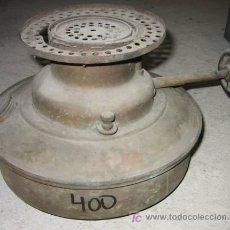Antigüedades: LAMPARA DE PETROLEO, BRONCE, CIMSA. Lote 22657082
