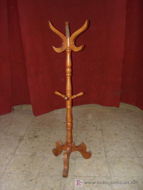 Antigüedades: PERCHERO TIPO ARBOL - Foto 2 - 90039719