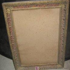 Antigüedades: MARCO DE 59X43 CMS. Lote 23272885