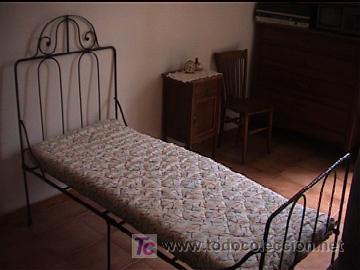 Cama hierro forjado antigua plegable comprar camas antiguas en todocoleccion 26430231 - Camas de hierro antiguas ...