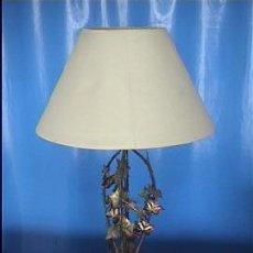 Antigüedades: LAMPARA FORJA. Lote 9676944