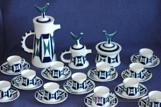 Juego completo de caf porcelana de sargadelos comprar - Ceramica de sargadelos ...