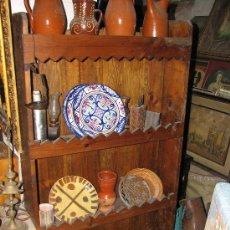 Antigüedades: MUEBLE PLATERO. Lote 26422345
