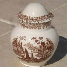 Antigüedades: REBAJA - TARRO PICKMAN, .. Lote 27586206