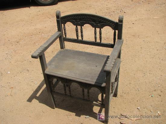 Sillon renacimiento por restaurar comprar sillones antiguos en todocoleccion 106165138 - Sillones antiguos para restaurar ...