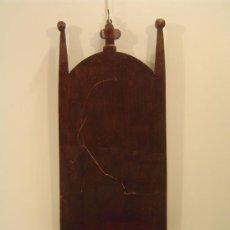Antigüedades: MENSULA PARA FIGURA RELIGIOSA. ALT. 73 CMS. Lote 15360531