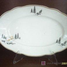 Antigüedades - Fuente de porcelana - 21338708