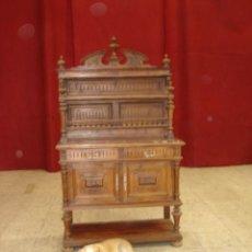 Antigüedades: TRINCHERO DE NOGAL . Lote 25070171