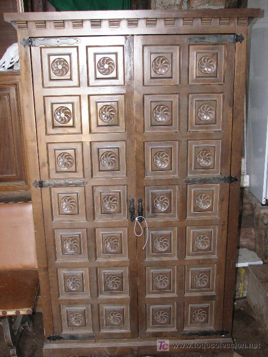 Armario de madera de haya maciza comprar armarios - Armarios de cocina antiguos ...