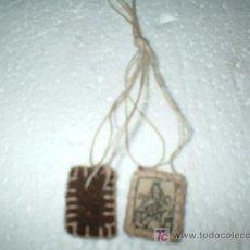 Antiquitäten - escapularios de tela - 16221081