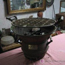 Antigüedades: ANTIGUA BARBACOA. Lote 27577547