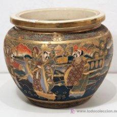Antigüedades: MACETERO ORIENTAL. 1930'S APROX.. Lote 27114210