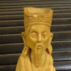 Antigüedades: FIGURA DE PASTA DE 25 CMS. Lote 6066797