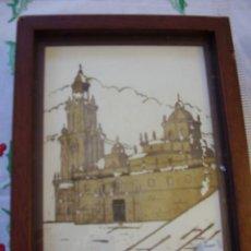 Antiquitäten - Azulejo pintado a mano Catedral de Santiago - 21338746