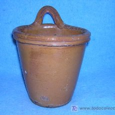 Antigüedades: CUCHARERO POPULAR. Lote 26663906