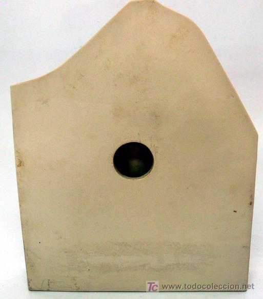 Antigüedades: ALGORA - BISCUIT DE PORCELANA , BASADA EN LOS CAPRICHOS DE GOYA - NI ASÍ LA DISTINGUE - S. XX - Foto 2 - 26266386