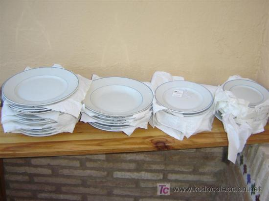 LOTE DE PLATOS CONDAL (Antigüedades - Porcelanas y Cerámicas - Otras)