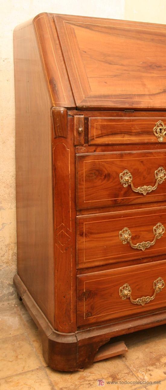 Antigüedades: Canterano catalán. finales s. XVIII. restaurado. - Foto 5 - 26841104