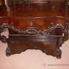 Antigüedades: CONSOLA ELEGANTE. Lote 6486077