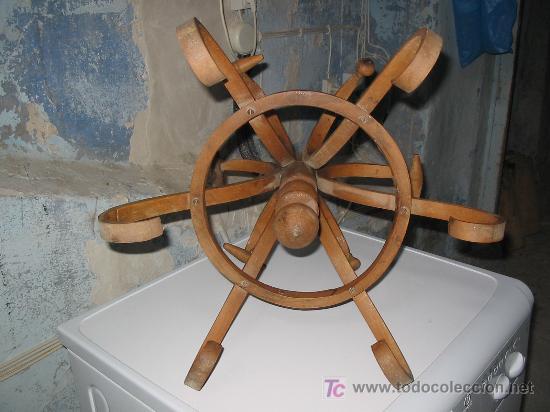 Antigüedades: PERCHERO DE MORCILLA - Foto 8 - 55913702