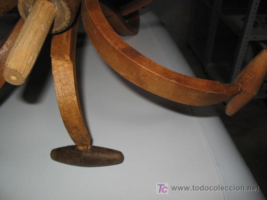 Antigüedades: PERCHERO DE MORCILLA - Foto 7 - 55913702