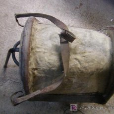 Antigüedades: SILLA DE MONTAR PARA BURRITO. Lote 6579450