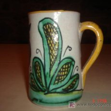 Antigüedades: JARRA DE PUENTE DEL ARZOBISPO. ALTURA: 12 CMS.. Lote 26579803
