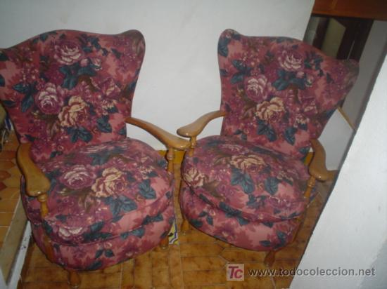 Antigüedades: PAREJA DE OREJEROS - Foto 2 - 27142208
